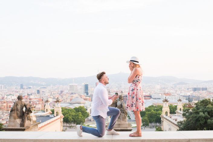 proposal photographer Barcelona