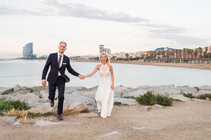 ślub w Barcelonie