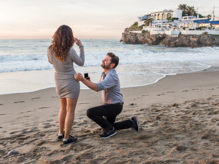 proposal photographer in Barcelona