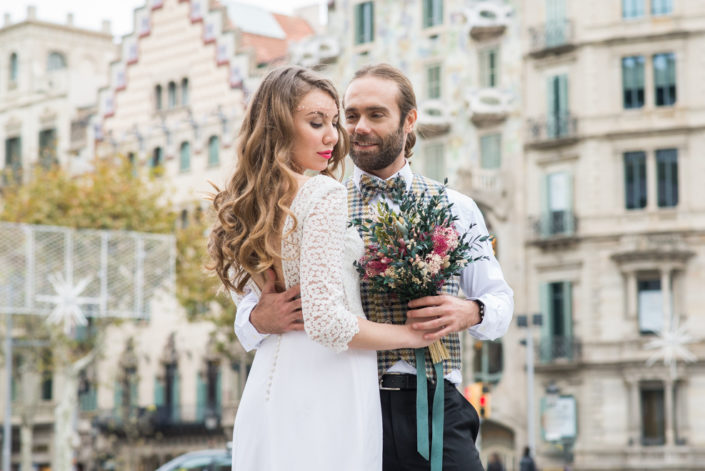 wedding photographer in Barcelona